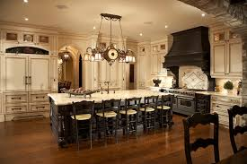 oversized kitchen island traditional kitchen kitchen traditional with beige cabinets