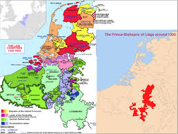 Ethnic Map Of Europe by Why Is Belgium A Country Geocurrents