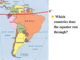 south america map equator map equator south america map usa map images