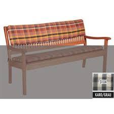 rã ckenpolster sofa gartenbank grau 2 sitzer in verschiedenes kaufen sie zum