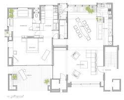 Kitchen House Plans Glamorous Open Kitchen Dining Room Floor Plans Gallery Best