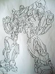 transformers bumblebee sketch by tabs2505 on deviantart