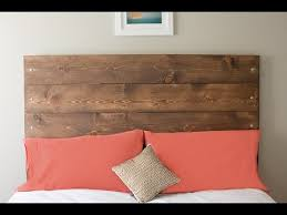Barn Wood Headboard Reclaimed Wood Headboard Diy Reclaimed Wood Headboard Youtube