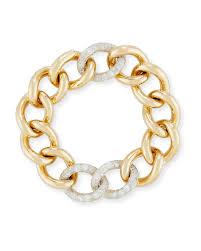 link bracelet with diamonds images Pomellato tango curb link bracelet with diamonds neiman marcus jpg