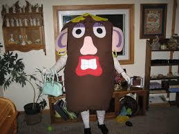 U0026 Potato Head Costume Potato Head 8 Steps