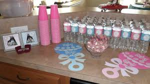 baby revealing ideas reveal party decorations scheduleaplane interior gender reveal