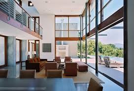 contemporary open concept condo living room contemporary with open