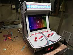 Bar Top Arcade Cabinet 223 Best Bartop Arcade Images On Pinterest Arcade Games Arcade