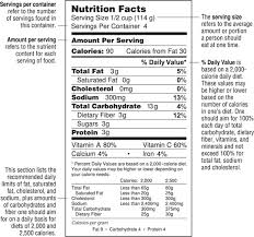 reading nutrition labels worksheet high nutrition daily