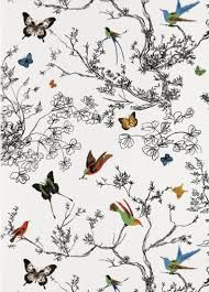 wallpaper with birds in design u2013 leov