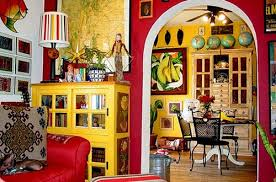 mexican folk art home design bohemian decor pinterest home