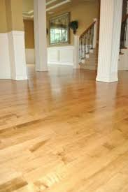 stained maple hardwood floors in bothell hardwood floors