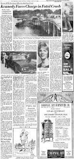 Do Chappaquiddick What Do Ted Kennedy S Chappaquiddick Event And Apollo 11 In