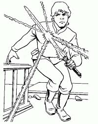 luke skywalker coloring page the great luke skywalker stand with
