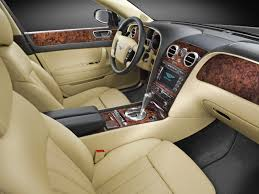 bentley white interior 2005 bentley continental flying spur interior 1280x960 wallpaper