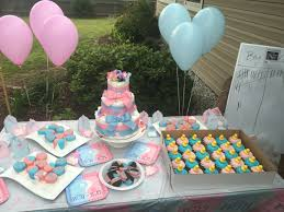 affordable gender reveal walmart decorations and sam s club