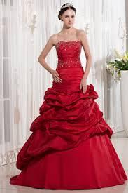 red corset ball gown for curvy women bigballgowns com