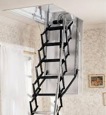 automatic attic folding stairs automatic attic stairs u2013 home