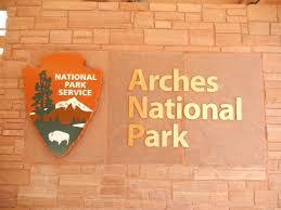 Arches National Park Map Arches National Park Moab Ut U2013 April 2014 Michigan Traveler
