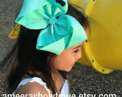 big bows for hair big bows etsy