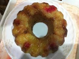 eggless pineapple upside down cake recipe tarladalal com