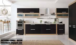 kitchen furniture creative of modern kitchen furniture design modern black kitchen
