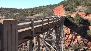 Arizona travel videos images Sedona arizona jan 2015 sedona arizona traffic midgley bridge jpg