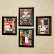 sonoma chef framed wall art set