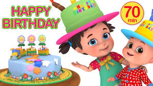 Happy Birthday Wishes In Songs Happy Birthday Song Party Song Birthday Wishes Nursery