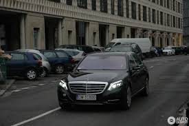 mercedes maybach mercedes maybach s600 2 december 2017 autogespot