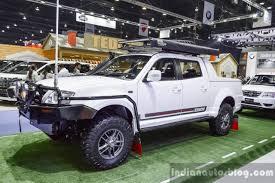tata sumo modified tata xenon tuff truck concept unveiled in australia tatacars