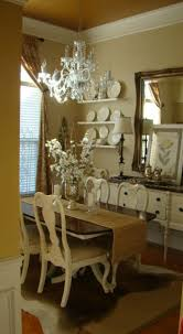 newly white painted furniture traditional dining room other