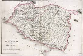 Rit Map File Map Of Mount Ophir Malacca 1854 Jpg Wikimedia Commons