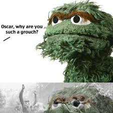 Oscar The Grouch Meme - vietnam war flashbacks intensifies by slayer76751 meme center