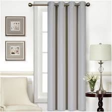 Home Classics Blackout Curtain Panel by Silver Curtains Drapes Sale U2013 Ease Bedding With Style