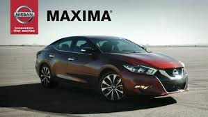 nissan sports car 2016 nissan maxima redesign u2013 4 door sports car youtube