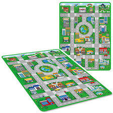 car play mat toys u0026 games ebay