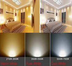 warm led recessed lights 25w 30w cob led downlights 120 beam angle cool warm white led