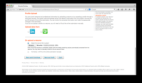 How Do You Upload A Resume Online by 28 Resume Upload How To Upload Resume To Linkedin Best