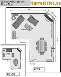 dining room floor plans l shaped living dining room is a challenge shapes extensions and