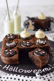 sprinkles dress halloween oreo brownies