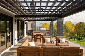 outdoor barbeque designs new york outdoor barbeque designs patio farmhouse with dark wood