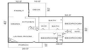 house plans one story beach house plans one story beach house floor plan rental house