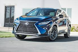 lexus crossover inside 2016 lexus rx 350 f sport first test review best seat in the