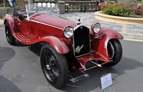 alfa romeo 8c 2300 street car