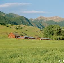 peter fonda creates a mellow mountain home in montana photos