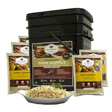 Entree by Wise Foods 120 Serving Entree Grab And Go Bucket Walmart Com