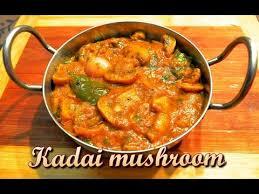 easy mushroom gravy recipe by kadai mushroom recipe restaurant style kadai mushroom step by