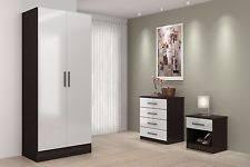 high gloss bedroom furniture ebay