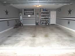 garage paint colors after makeover design with epoxy floor in